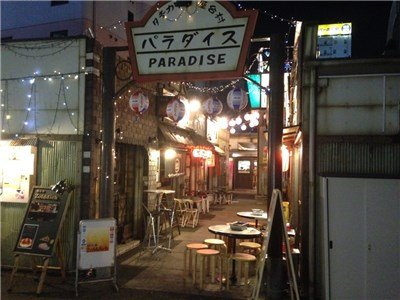 guesthouse sharehouse TACHIKAWA RETRO HOUSE building10