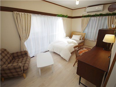 guesthouse sharehouse TACHIKAWA RETRO HOUSE building14