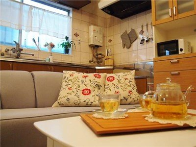 guesthouse sharehouse TACHIKAWA RETRO HOUSE building16
