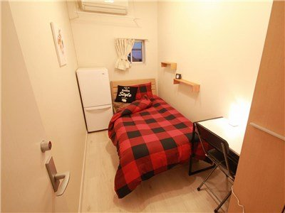 guesthouse sharehouse TACHIKAWA RETRO HOUSE room302