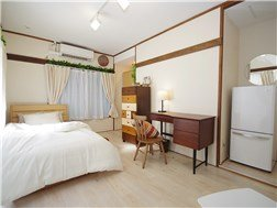 guesthouse sharehouse TACHIKAWA RETRO HOUSE building6