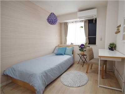 guesthouse sharehouse SOCIAL RESIDENCE MACHIDA KURIHIRA room123