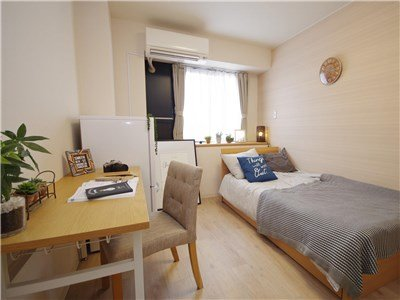guesthouse sharehouse SOCIAL RESIDENCE MACHIDA KURIHIRA room203