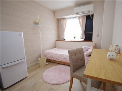 guesthouse sharehouse SOCIAL RESIDENCE MACHIDA KURIHIRA room209