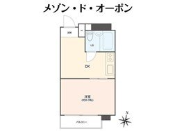 guesthouse sharehouse メゾン・ド・オーポン building10
