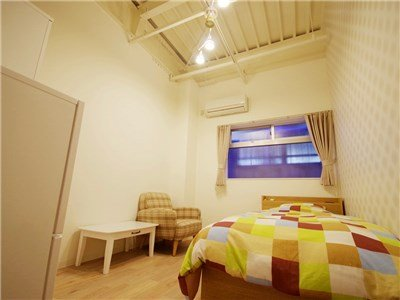 guesthouse sharehouse The Earth日暮里 room101