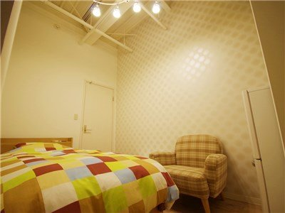 guesthouse sharehouse The Earth日暮里 room102