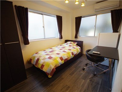 guesthouse sharehouse The Earth日暮里 room406