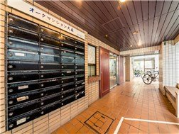 guesthouse sharehouse OAK APARTMENT OMORI building11