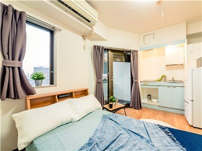 guesthouse sharehouse OAK APARTMENT OMORI building1