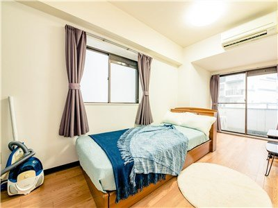 guesthouse sharehouse OAK APARTMENT OMORI building2