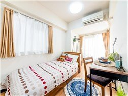 guesthouse sharehouse OAK APARTMENT OMORI building3