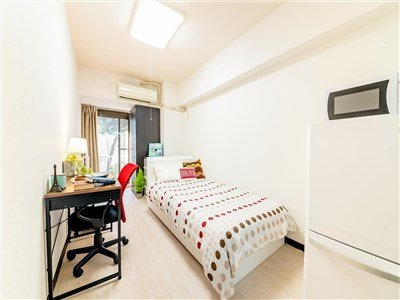 guesthouse sharehouse 오크맨션 오오모리 room101