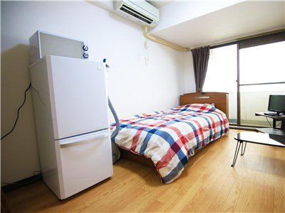 guesthouse sharehouse 오크맨션 오오모리 room202