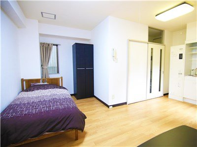 guesthouse sharehouse 오크맨션 오오모리 room204
