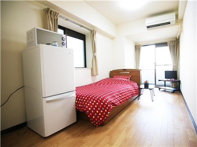 guesthouse sharehouse OAK APARTMENT OMORI room403