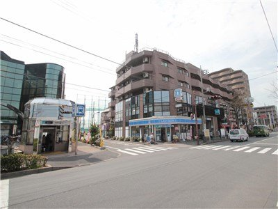guesthouse sharehouse KATSURA HEIGHTS building20