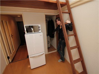 guesthouse sharehouse OAK APARTMENT OJI building10