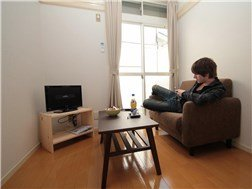 guesthouse sharehouse OAK APARTMENT OJI building11