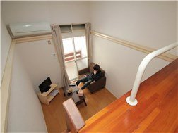 guesthouse sharehouse OAK APARTMENT OJI building13