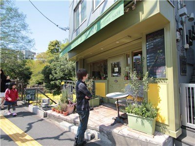 guesthouse sharehouse OAK APARTMENT OJI building19
