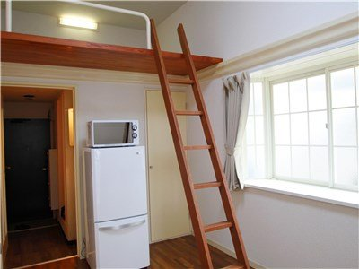 guesthouse sharehouse OAK APARTMENT OJI building1