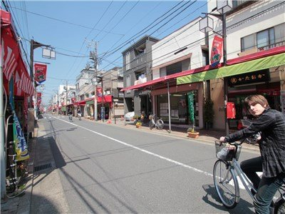 guesthouse sharehouse OAK APARTMENT OJI building4
