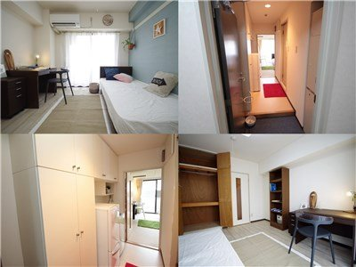 guesthouse sharehouse Social residence 신유리가오카 building16