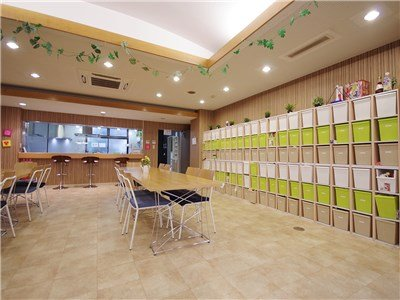 guesthouse sharehouse Social residence 신유리가오카 building30