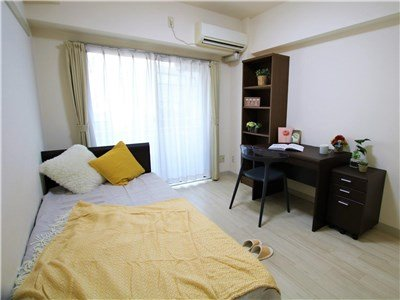 guesthouse sharehouse Social residence 신유리가오카 room204
