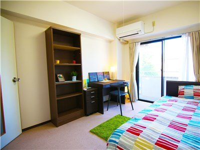guesthouse sharehouse Social residence 신유리가오카 room208