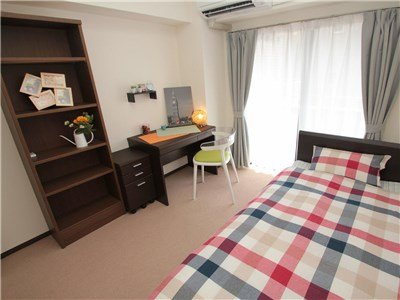 guesthouse sharehouse Social residence 신유리가오카 room410