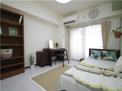 guesthouse sharehouse Social residence 신유리가오카 room413