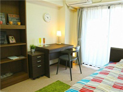 guesthouse sharehouse Social residence 신유리가오카 room414