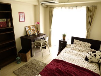 guesthouse sharehouse Social residence 신유리가오카 room418