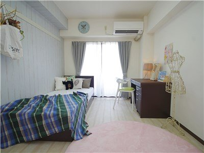 guesthouse sharehouse Social residence 신유리가오카 room422
