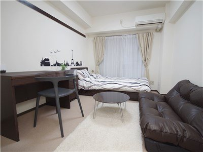 guesthouse sharehouse Social residence 신유리가오카 room610