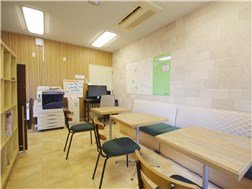 guesthouse sharehouse Social residence 신유리가오카 building4