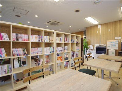 guesthouse sharehouse Social residence 신유리가오카 building8