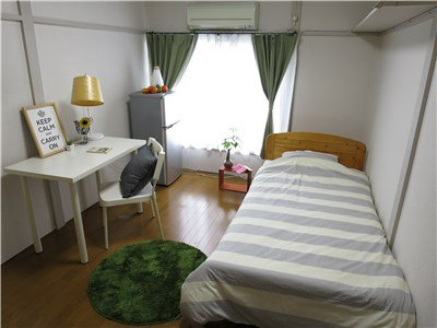 guesthouse sharehouse オークハウス吉祥寺1 room06