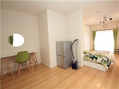 guesthouse sharehouse CREST清水町 room201