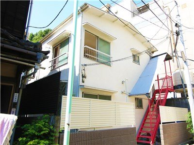 guesthouse sharehouse 플로라 시로가네다이 building20