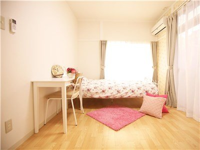 guesthouse sharehouse FLORA白金台 room101