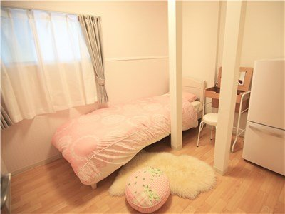 guesthouse sharehouse FLORA白金台 room206