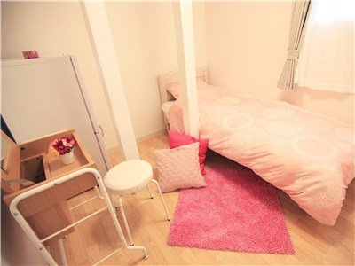 guesthouse sharehouse FLORA白金台 room207