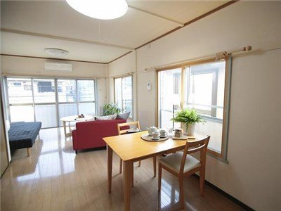 guesthouse sharehouse 東京租屋松戶第七 room205