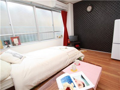 guesthouse sharehouse YAZU APARTMENT room403