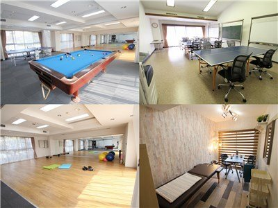 guesthouse sharehouse Social residence 히가시코가네이 building2