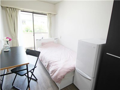 guesthouse sharehouse Social residence 히가시코가네이 room122