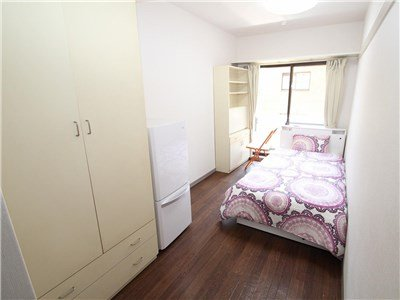 guesthouse sharehouse Social residence 히가시코가네이 room236